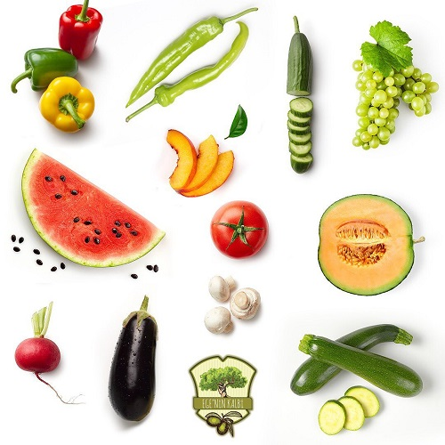 Eylül Ay İçinde Tüketilebilecek Taze Sebze ve Meyveler